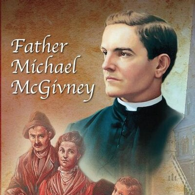Fr Michael McGivney Beatification